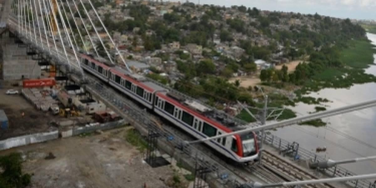 Opret hará este fin de semana pruebas finales de Línea 2B Metro Santo Domingo