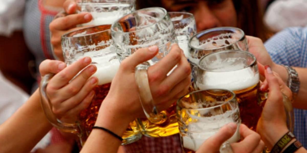 El consumo de dos litros de cerveza por semana te puede acortar la vida