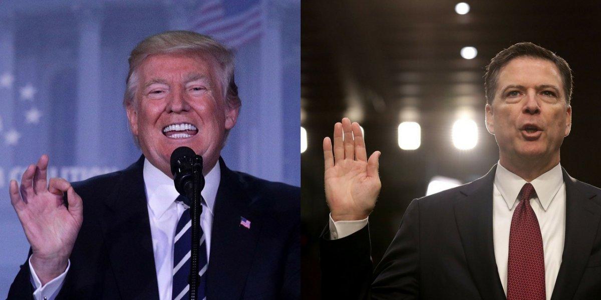 "Ex director del FBI compara a Trump con un ""jefe de la mafia"""
