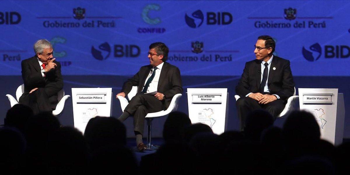 Cumbre de Las Américas: El consejo que Piñera dio al presidente de Perú y que le hizo ganarse todos los aplausos