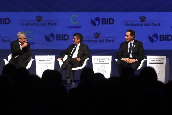 El consejo del Presidente Piñera a su par de Perú que sacó aplausos