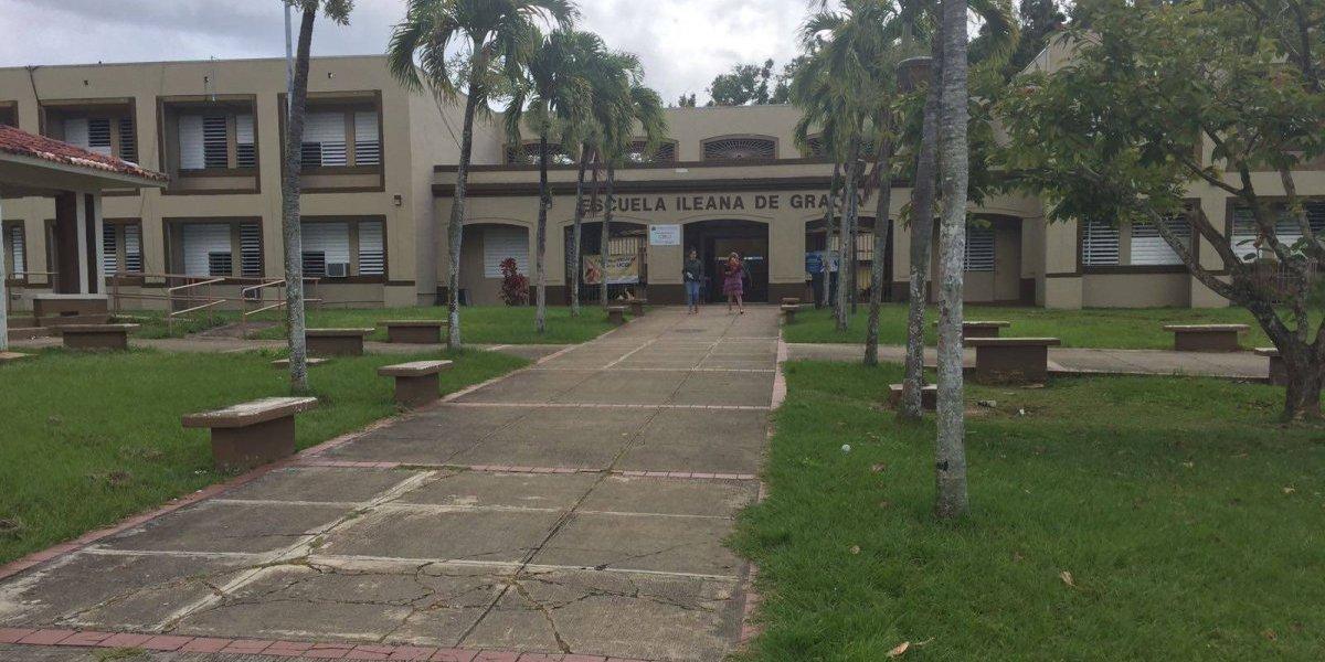 OMEP deja sin luz escuela de Vega Alta hace cuatro meses