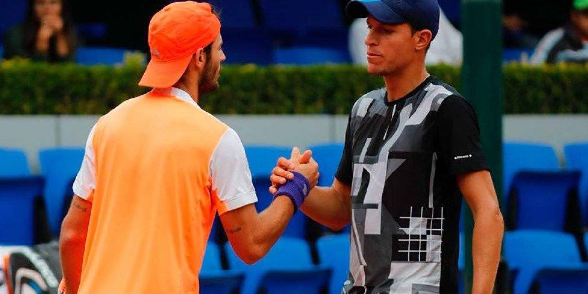 Facundo Argüello y Roberto Quiroz en semis del CDMX Open 2018