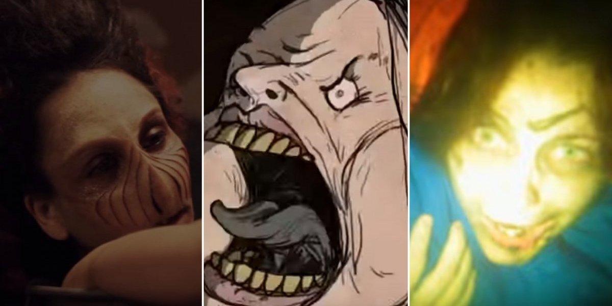 6 curtas de terror/horror para morrer de medo nessa sexta-feira 13