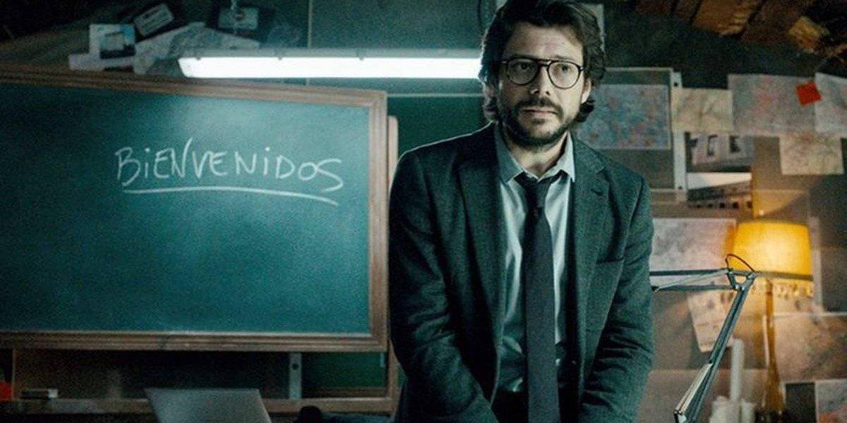 'O Professor' comenta como seria uma terceira temporada da La Casa de Papel