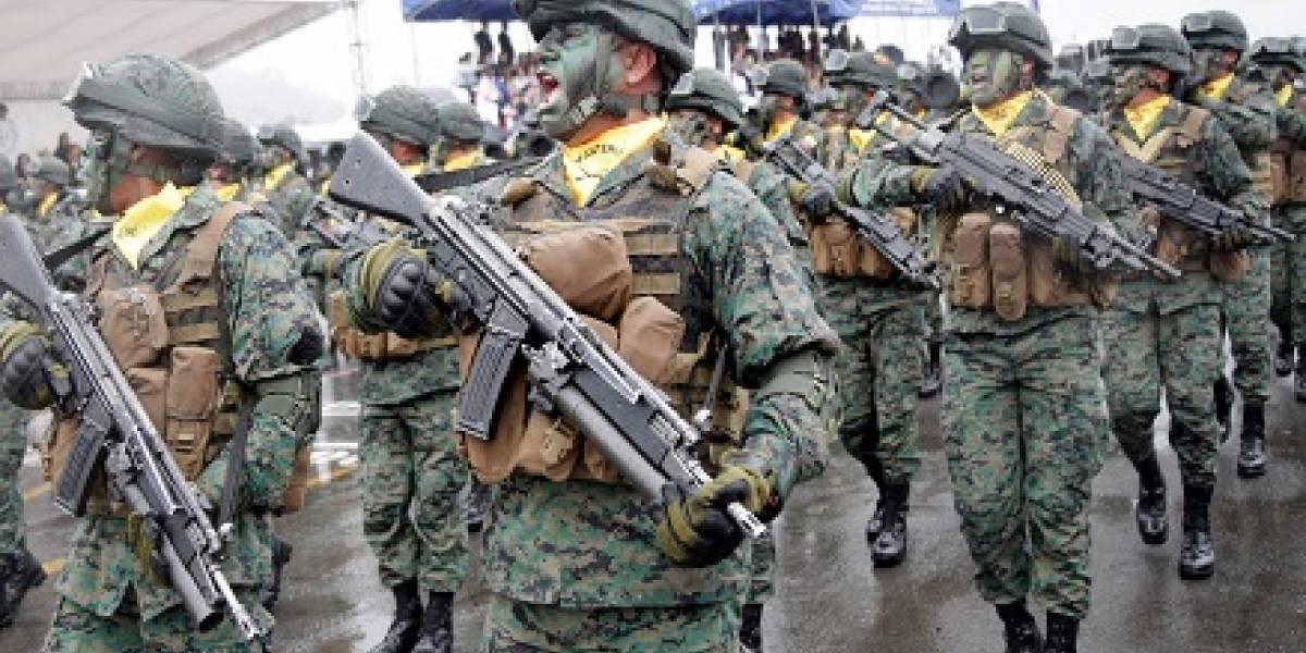 Desmienten comunicado que convoca a excombatientes de Ejército ecuatoriano