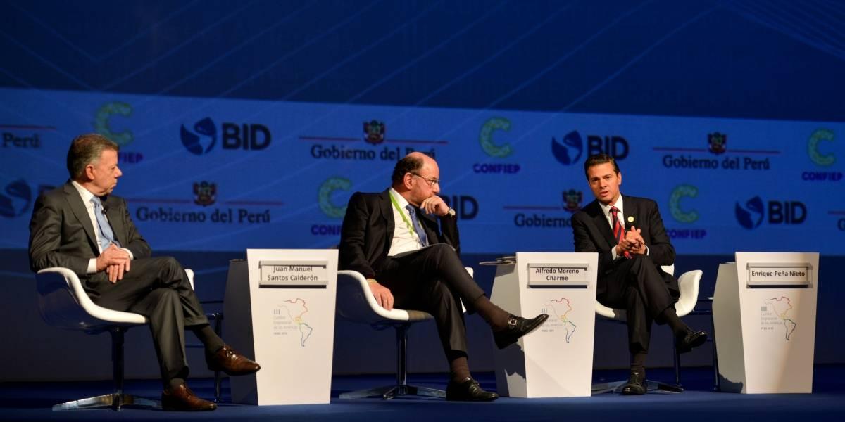 Peña Nieto se reunirá este sábado con vicepresidente de EU, Mike Pence