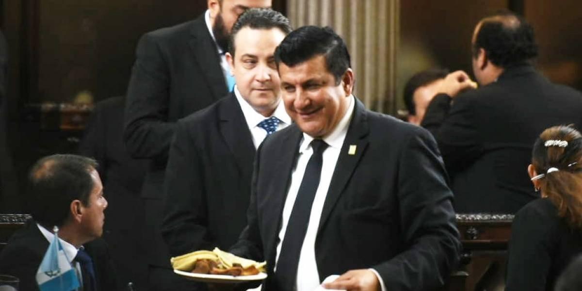 MP ratifica la denuncia contra Galdámez, busca que se le retire el antejuicio