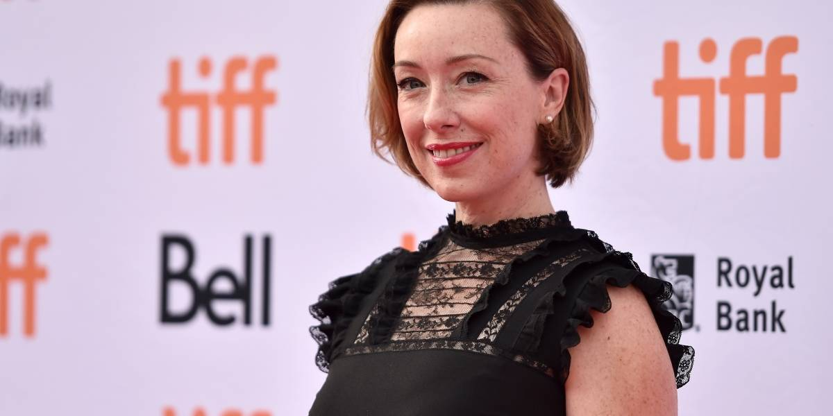 "Molly Parker nunca había visto ""Lost in Space"" antes de interpretar a Maureen Robinson"