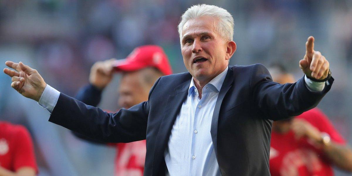 """Heynckes confía en Vidal y todo el Bayern para eliminar al Real Madrid: """"No pienso que sea un rival inoportuno"""""""