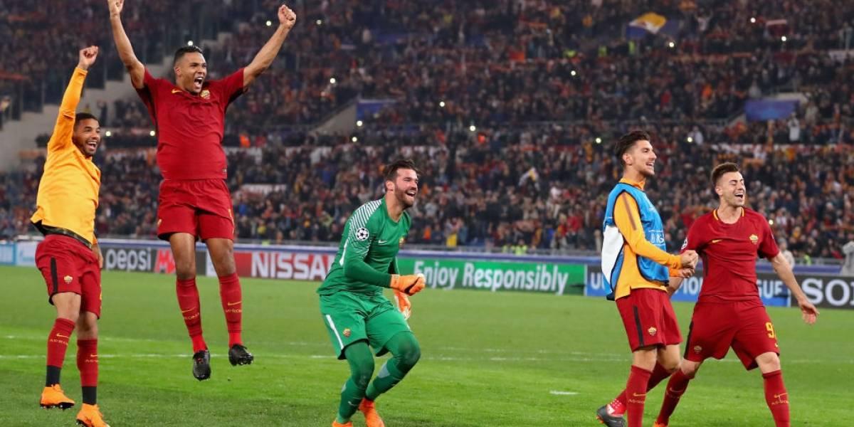 Sospechosa la cuestión: Roma ya vendía entradas para jugar con Liverpool antes del sorteo de Champions