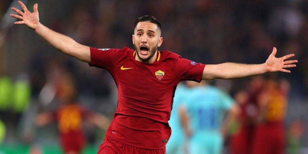La Roma reveló horas antes del sorteo que jugaría contra el Liverpool