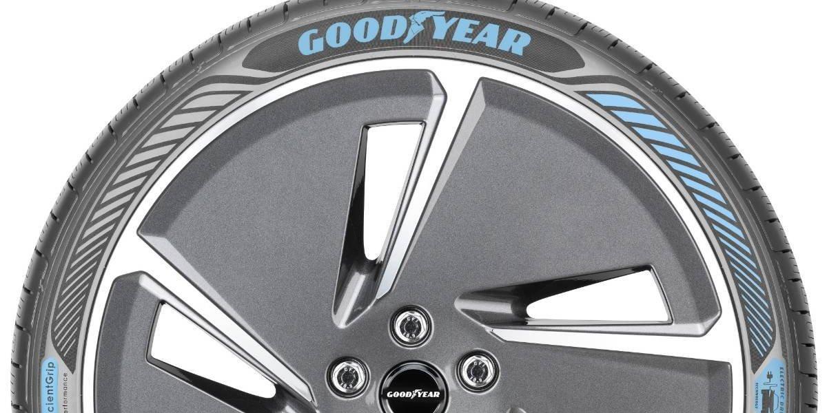 Goodyear presenta su propuesta de neumáticos para autos eléctricos