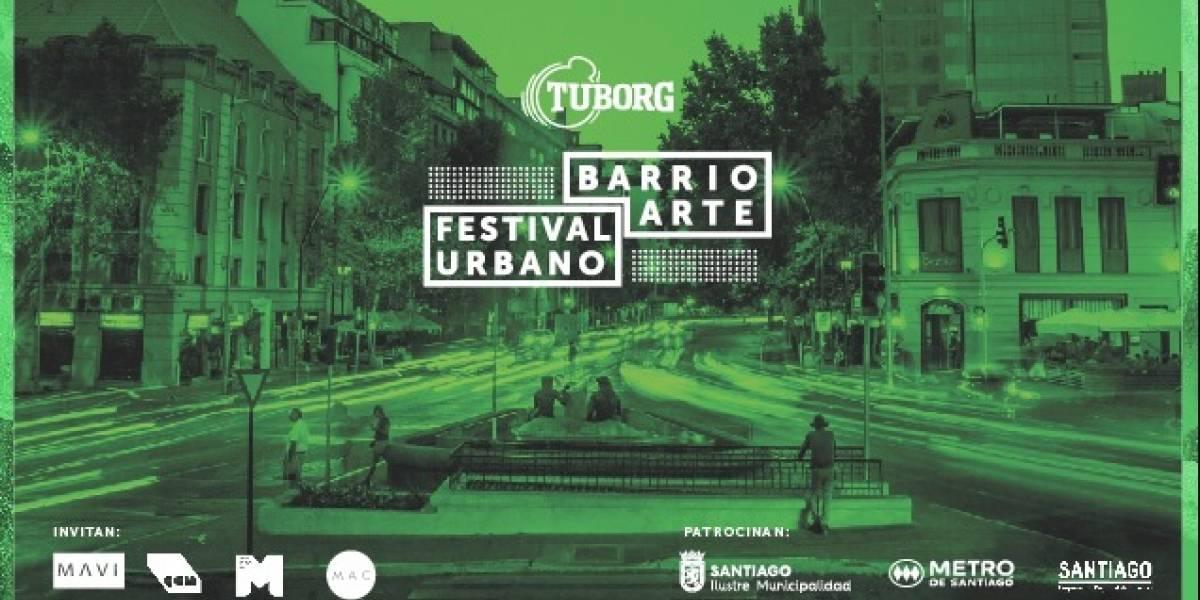 """El debut musical de actor de """"Perdona nuestros pecados"""" y todos los panoramas musicales en Festival Barrio Arte"""