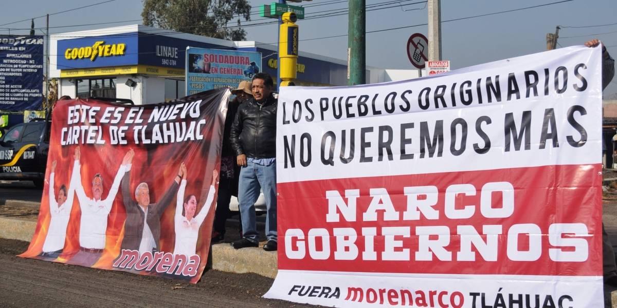 Barrales asegura que quiere gobernar por amor a la CDMX