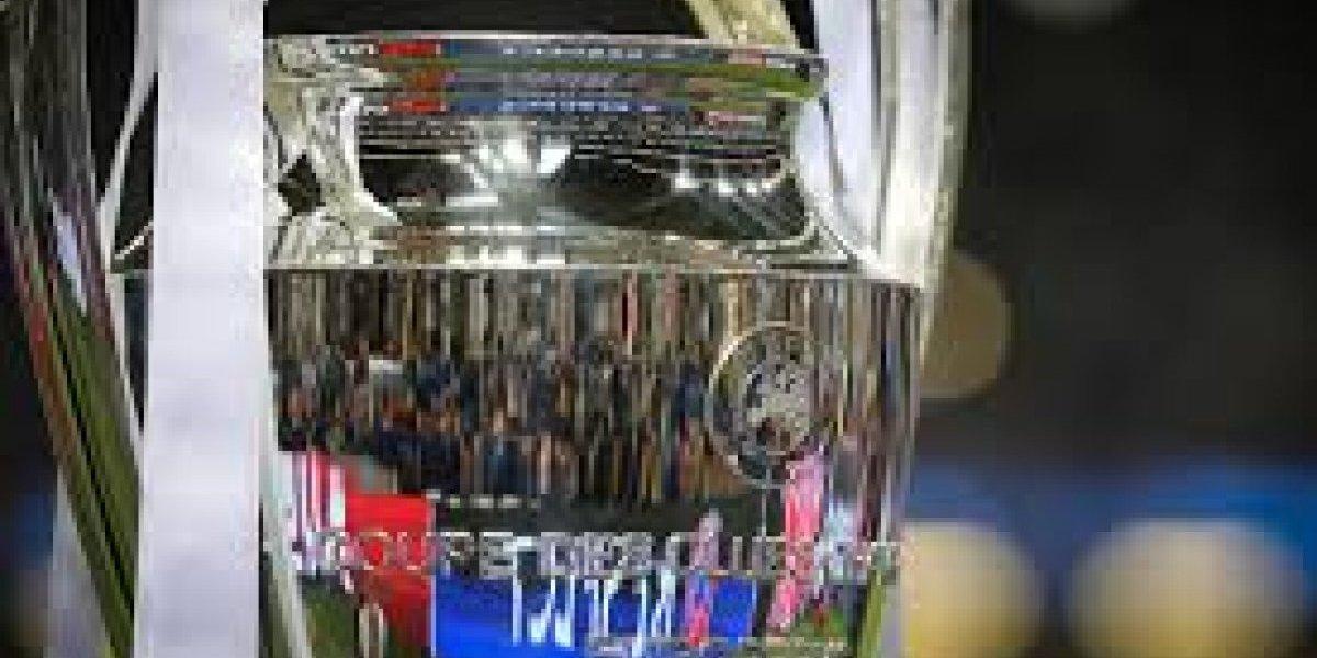 Champions League: AS Roma anunció su rival antes del sorteo