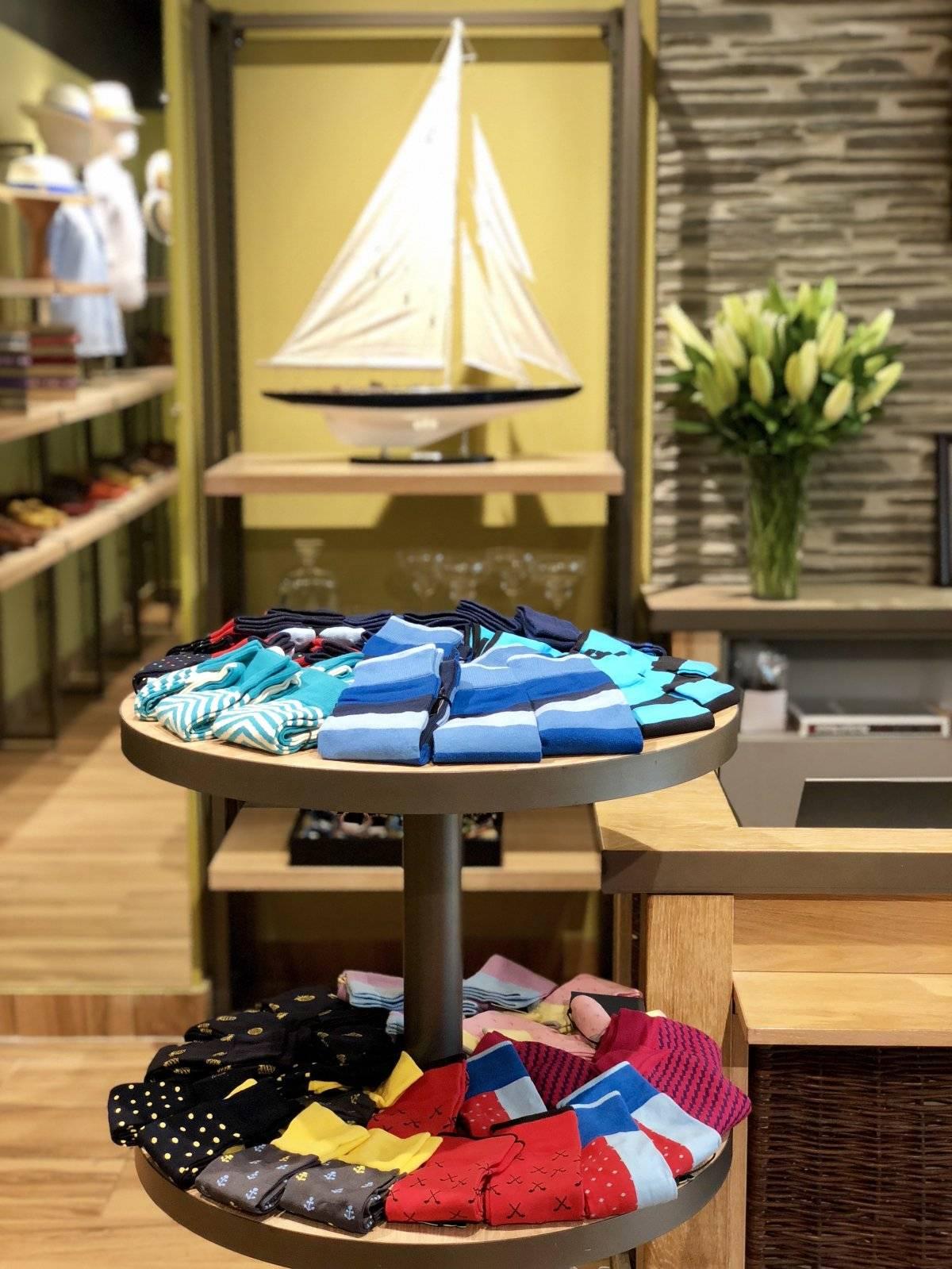 La nueva tienda de la marca Boronea, abrió sus puertas esta semana en The Mall of San Juan. / Foto: David Cordero Mercado