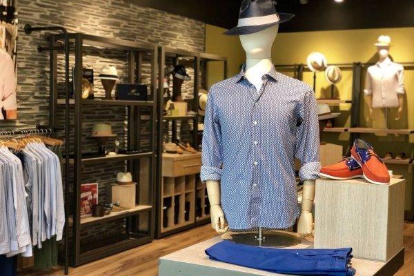 La nueva tienda de la marca Boronea, abrió sus puertas esta semana en The Mall of San Juan. Foto: David Cordero Mercado