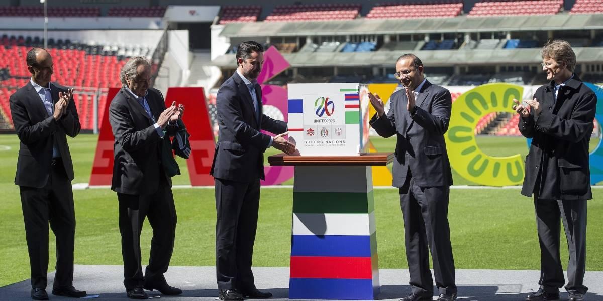 Conmebol se vuelve aliado de México para albergar Mundial de 2026