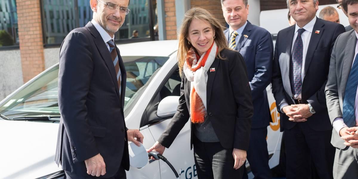En Concepción se inaugura la primera electrolinera del Biobío