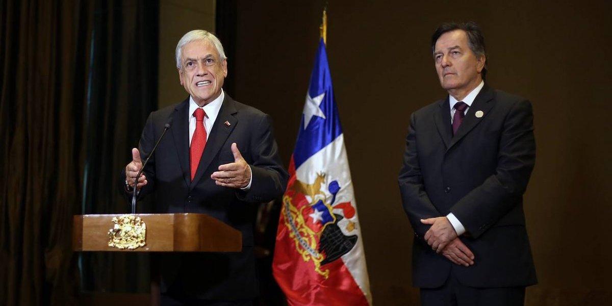Nuevas visas para migrantes, Venezuela y condolencias: las claves del primer día de Piñera en Perú