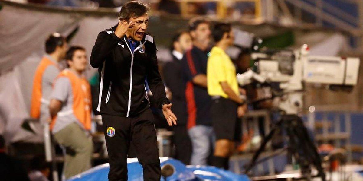 Segundo caído del torneo: Hugo Vilches se va de Audax Italiano tras caer ante Botafogo