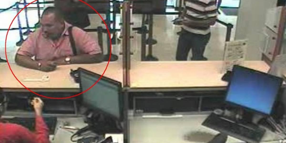 Ladrón clonó tres tarjetas y se robó más de 90 millones de pesos por ventanilla