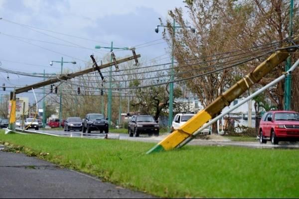 postes caídos