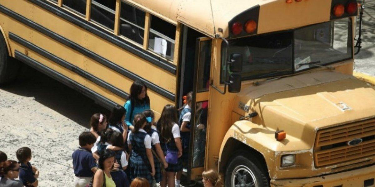 Alza en solicitudes de transporte escolar
