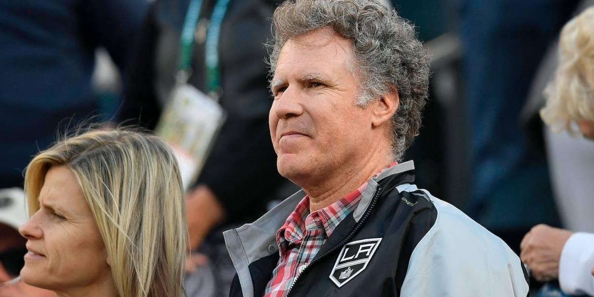 Will Ferrell sufre accidente en autopista de Los Ángeles