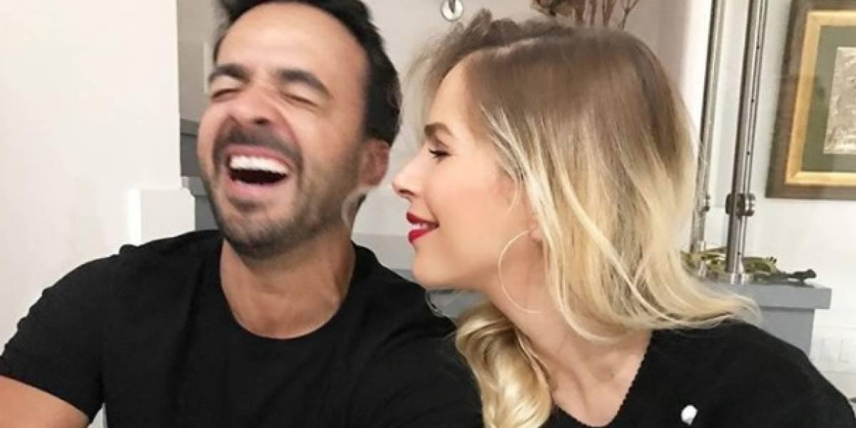Luis Fonsi revela su historia de amor con Águeda López