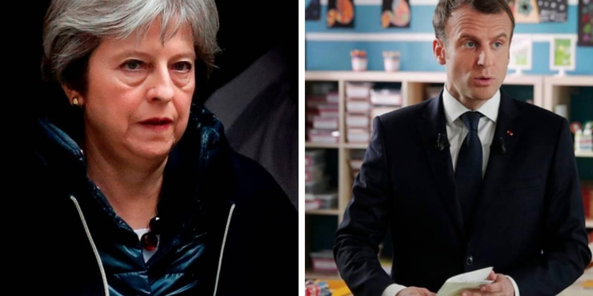 Reino Unido y Francia confirman participación en ataque a Siria
