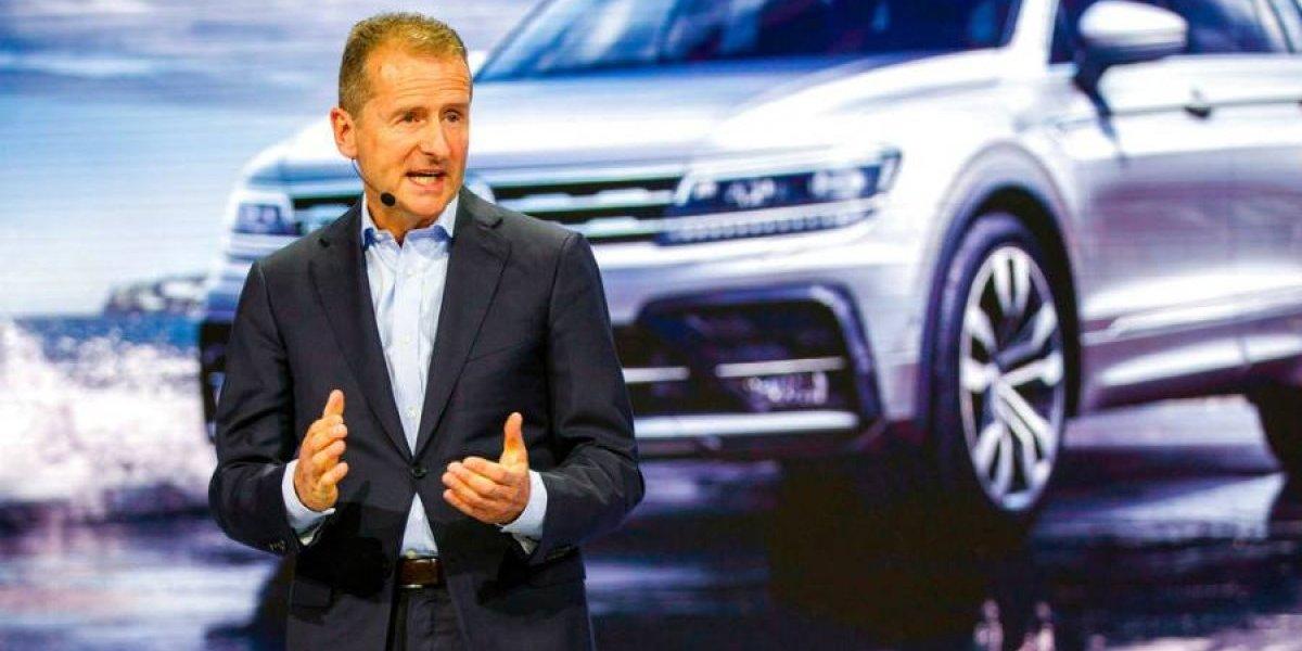Volkswagen se reestructura para pensar en los eléctricos