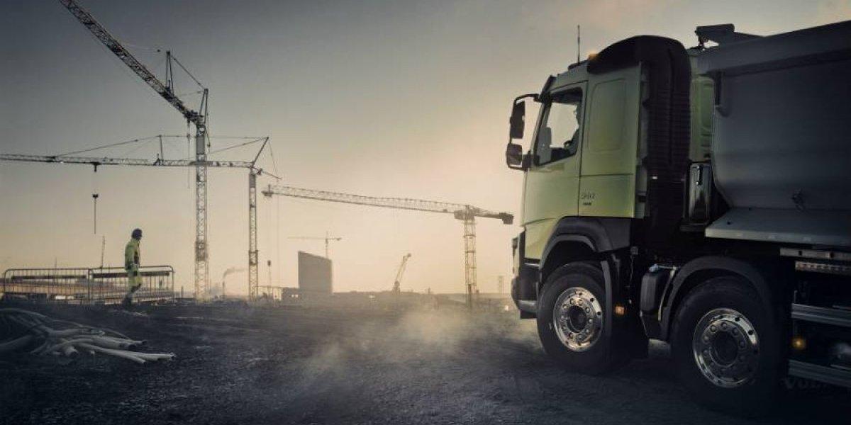 Volvo Camiones apuesta al sector de la construcción
