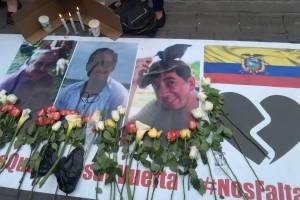 Concentración frente al Palacio de Gobierno para exigir respuestas