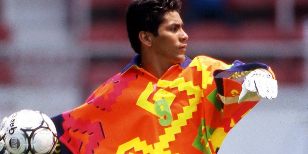 Seguidores de Publisport eligen a Jorge Campos como el mejor portero de México
