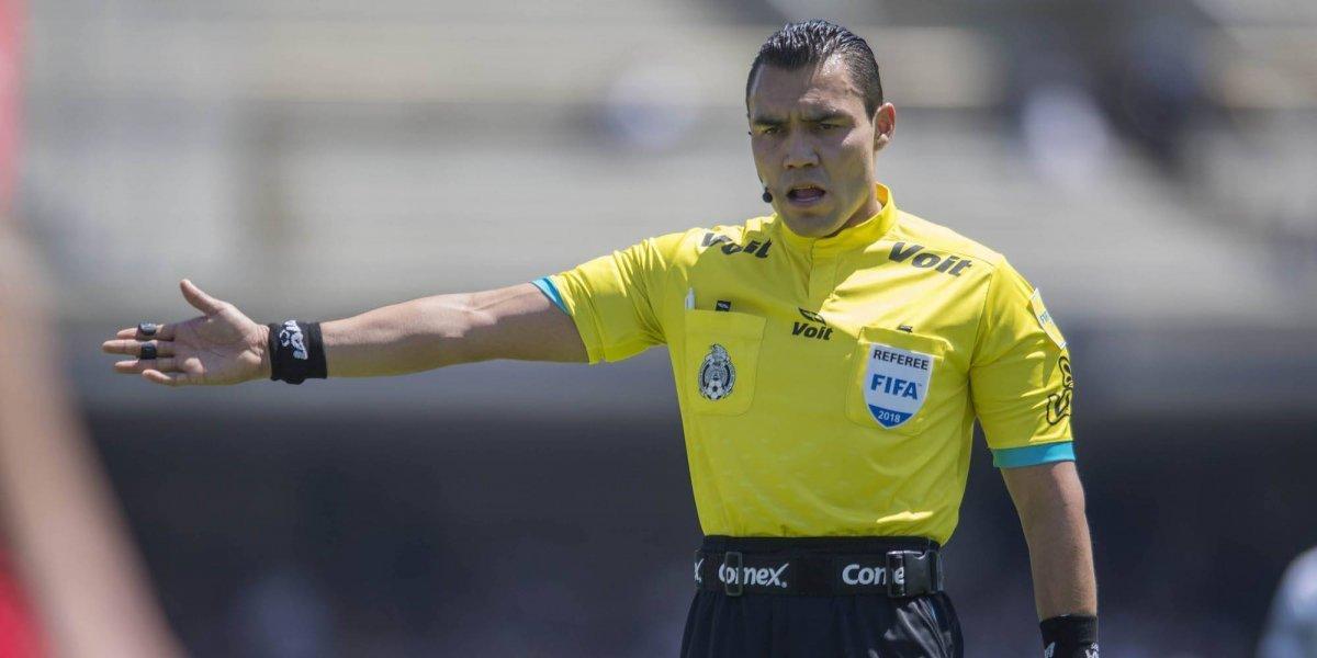 Marco Antonio Ortiz encabeza el arbitraje mexicano para Barranquilla