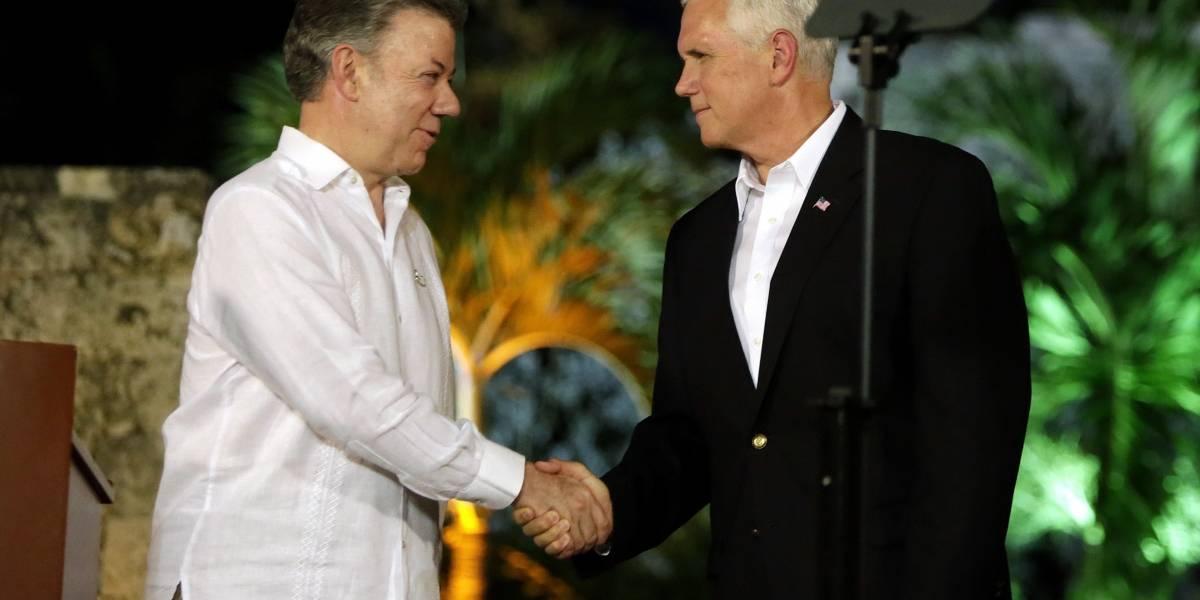 Santos pide a Estados Unidos eximir a Colombia de aranceles al acero y el aluminio
