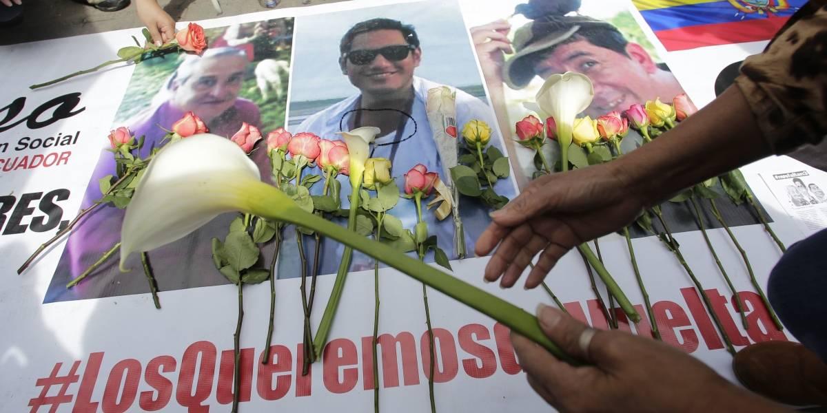 Periodistas de Colombia y Ecuador continuarán investigación de colegas asesinados