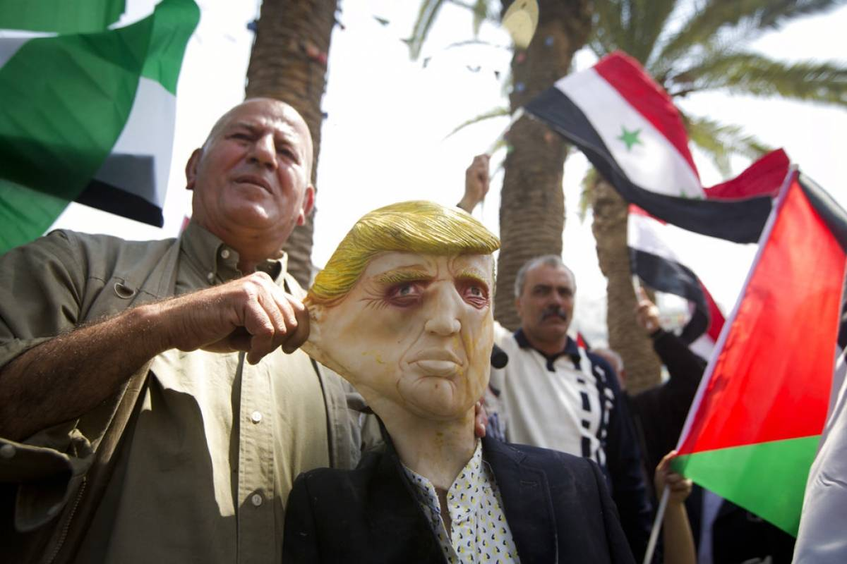 Cisjordania Foto: AP