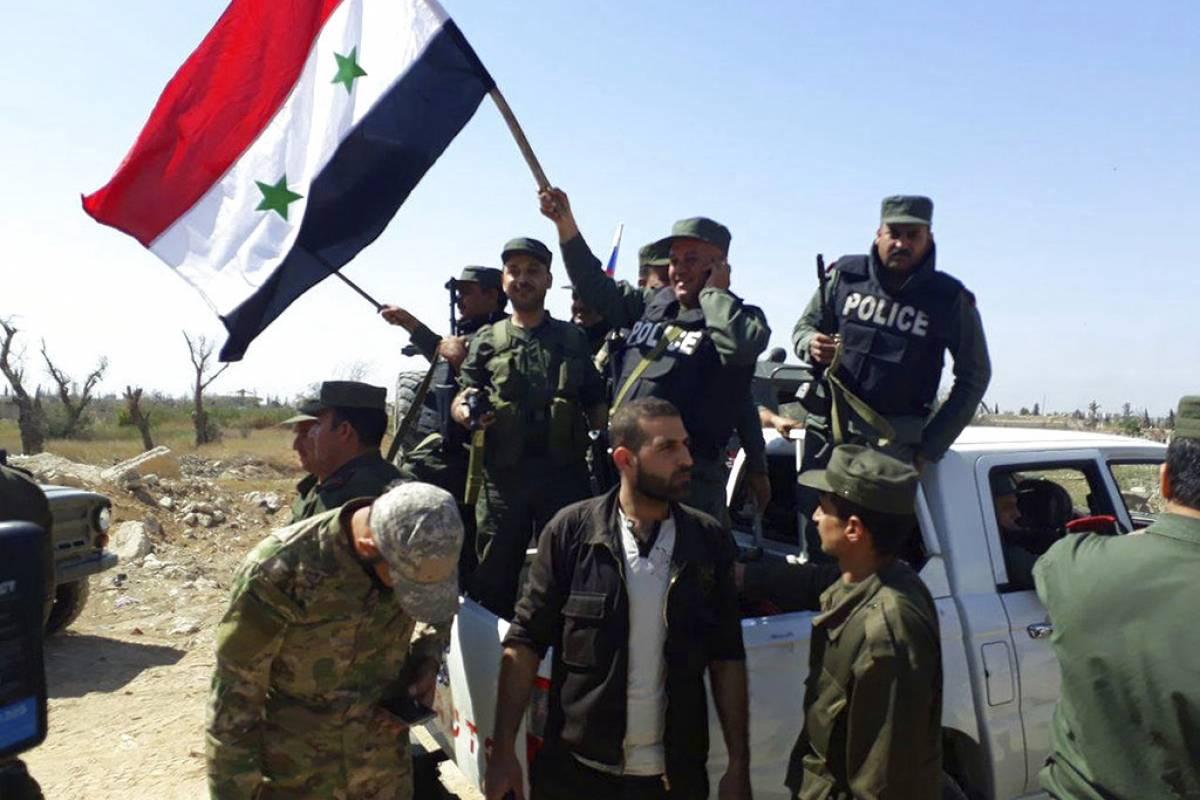 Ghouta, Siria Foto: AP