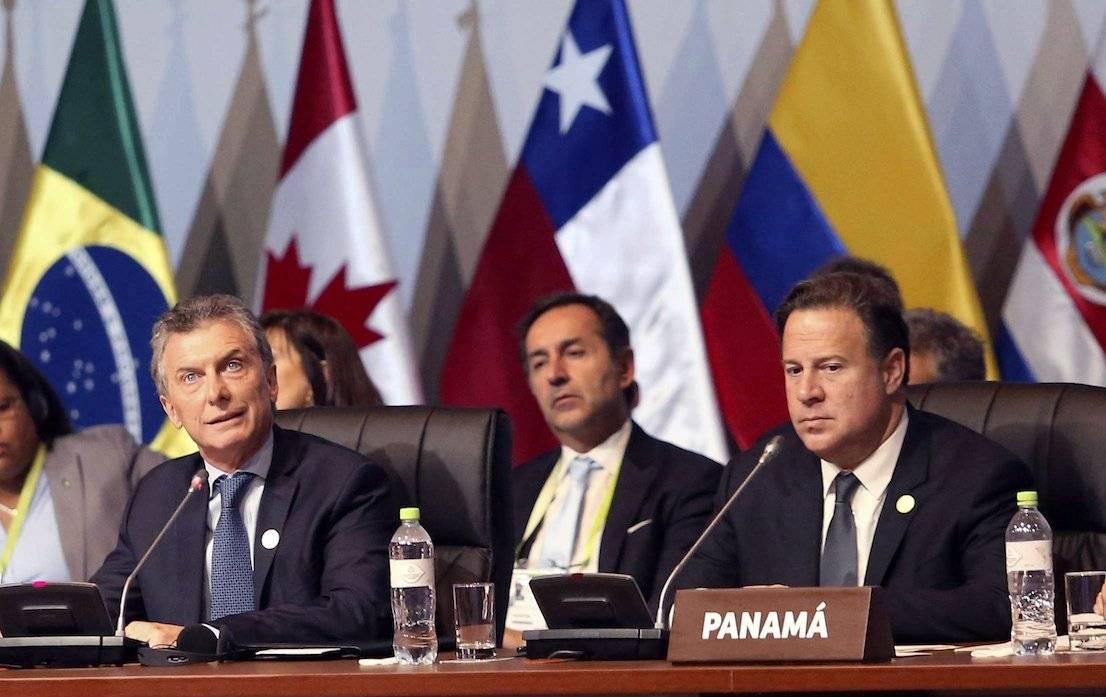 Cierre de la VIII Cumbre de las Américas