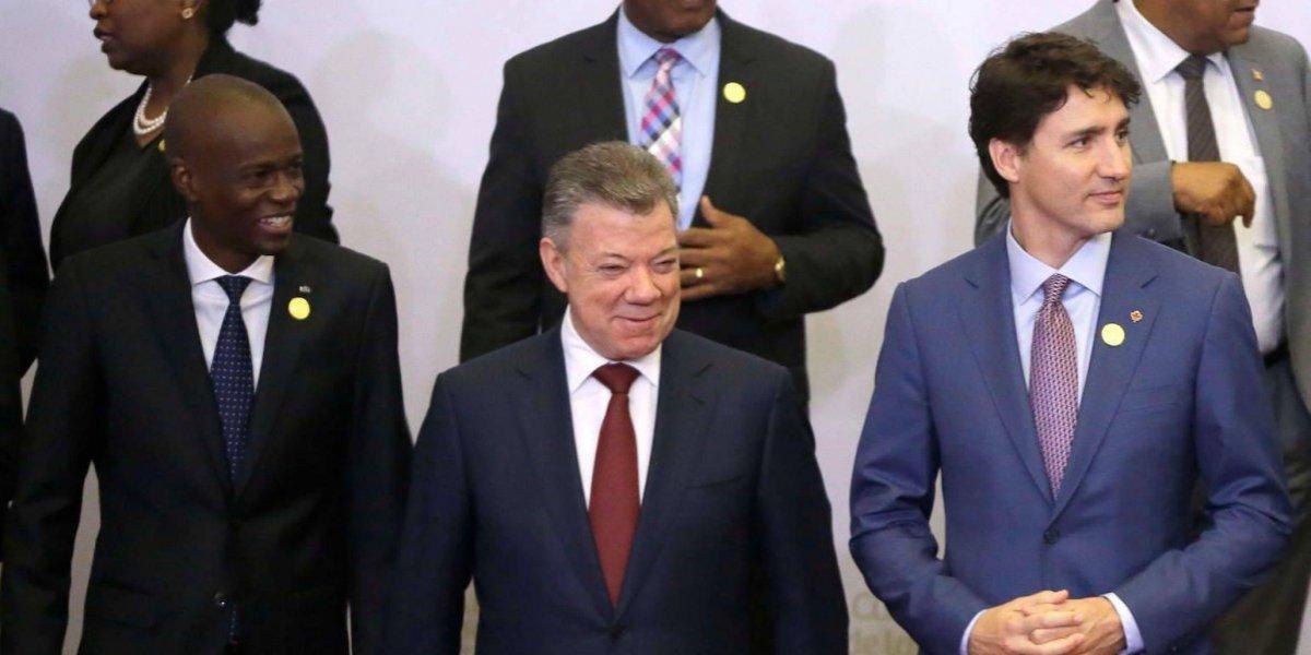 A pesar de su ausencia, Venezuela protagonizó la Cumbre de las Américas