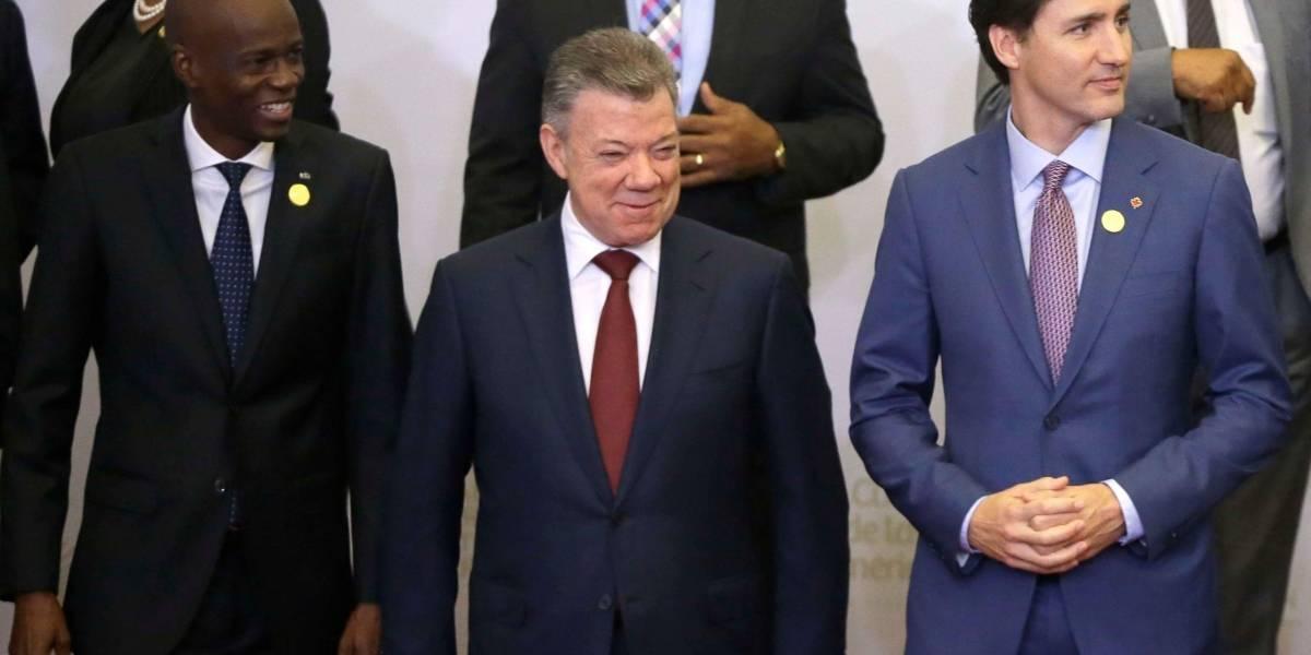 Aprueban acciones contra la corrupción en la Cumbre de las Américas