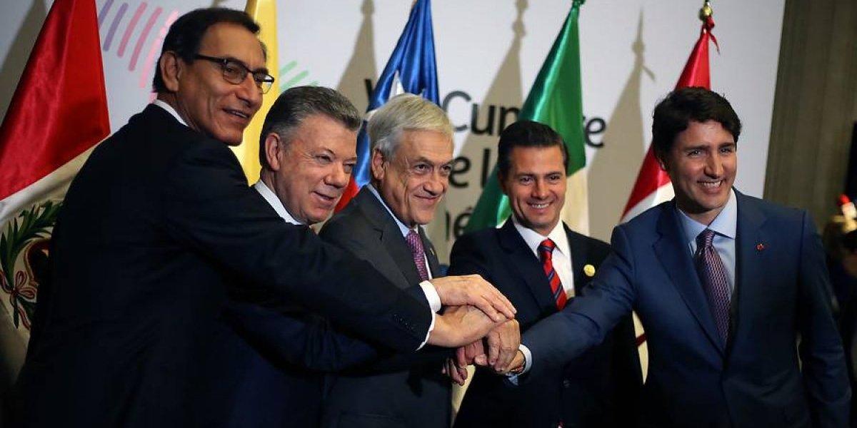 """Reunión con el vicepresidente de EEUU, una """"minicumbre"""" y duro mensaje a Maduro: este es el balance de Piñera"""