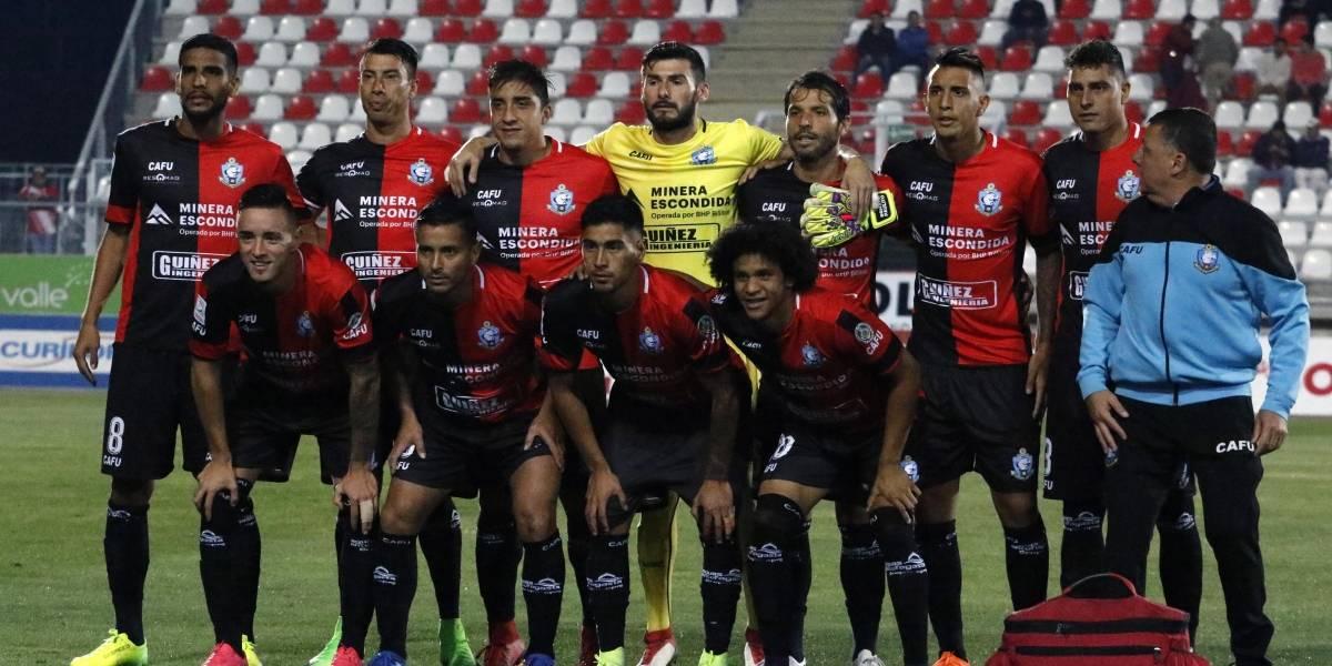Antofagasta dejó en silencio a La Granja con una increíble remontada ante Curicó Unido