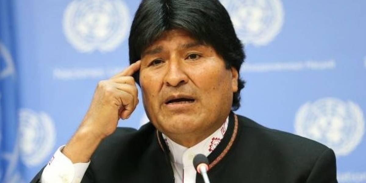 Evo Morales calificó a EE.UU. como el mayor peligro para la paz y estabilidad mundial