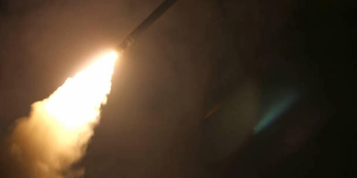 Video: Así fueron los ataques de Estados Unidos a Siria del 13 de abril