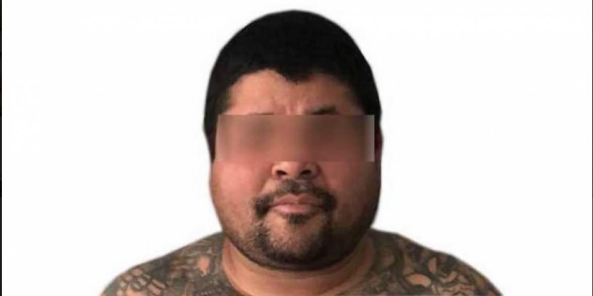 Cae en México uno de los más buscados en El Salvador
