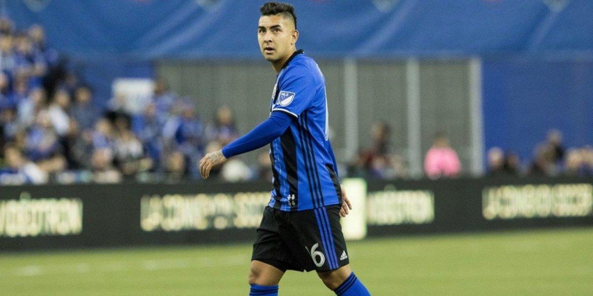 Jeisson Vargas marca un golazo en la MLS y sigue sumando titularidad en el Montreal Impact